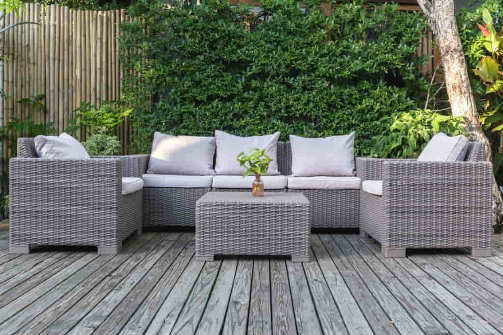 Outdoor Furniture Dubai, What Patio Furniture Is Best For Outdoors